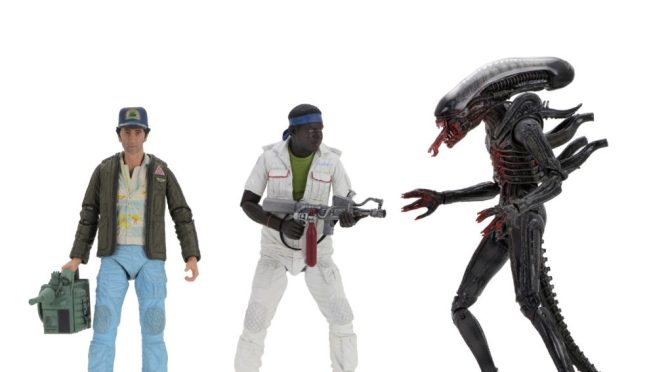 Now available in limited quantities on the NECA eBay & Amazon