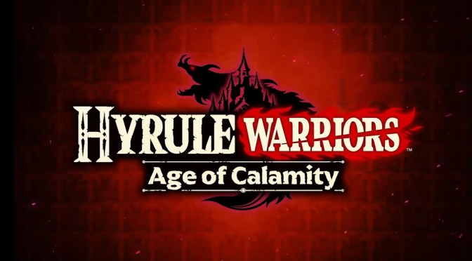 (C506) ¡Hyrule Warriors: Age of Calamity ha sido anunciado!