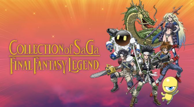 Mira el trailer oficial de COLLECTION of SaGa FINAL FANTASY LEGEND presentado en TGS 2020