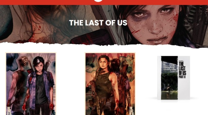 MONDO: The Last of Us Day 2020 – ON SALE NOW LPs, Posters and books
