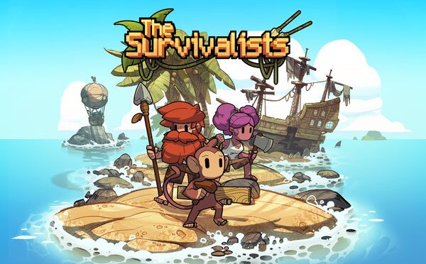 Your Desert Island Escape Begins Now: The Survivalists Launches