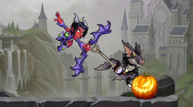 El Evento Brawlhalloween 2020 de Brawlhalla Ya Está Disponible