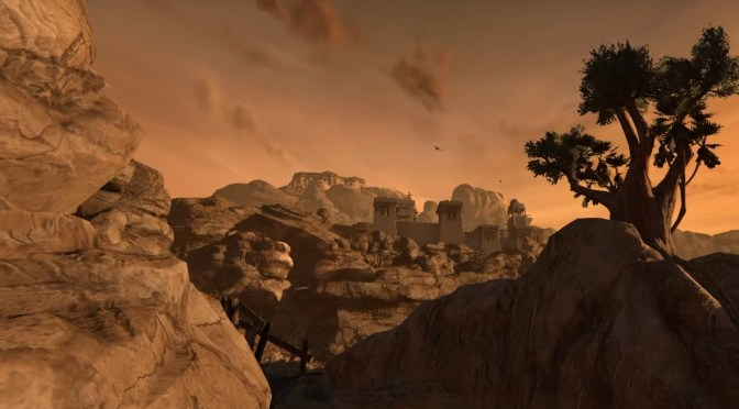 Rebirth Invites You To the Horrors of the Algerian Desert and Shows Off New Game Environments