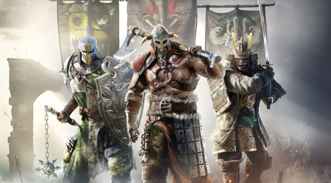 Ubisoft Anuncia que For Honor Será Jugable en Consolas Next-Gen