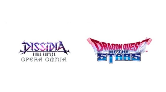 DRAGON QUEST OF THE STARS Y DISSIDIA FINAL FANTASY OPERA OMNIA CHOCAN EN UN EVENTO