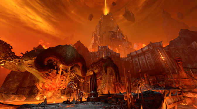 DOOM Eternal llega a Nintendo Switch