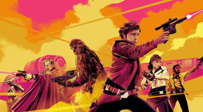 Mondo presents SOLO: A STAR WARS STORY Soundtrack on Vinyl
