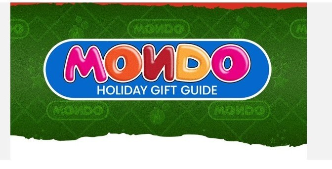 The Mondo Holiday Gift Guide