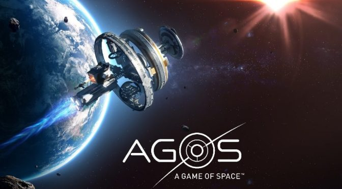 AGOS: A GAME OF SPACETM YA ESTÁ DISPONIBLE