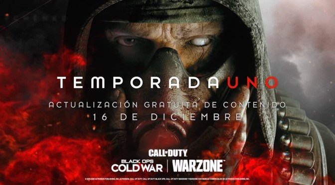 Cinemático de Call of Duty: Black Ops Cold War – Temporada Uno