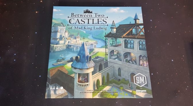 C506 Juegos de Mesa Board Game Reviews – Stonemaier: Between 2 Castles