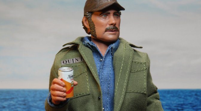 8″ Clothed Quint from Jaws! new gallery