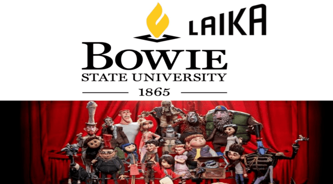 LAIKA Teams up with Bowie State University to Build First HBCU Stop-Motion Animation Studio