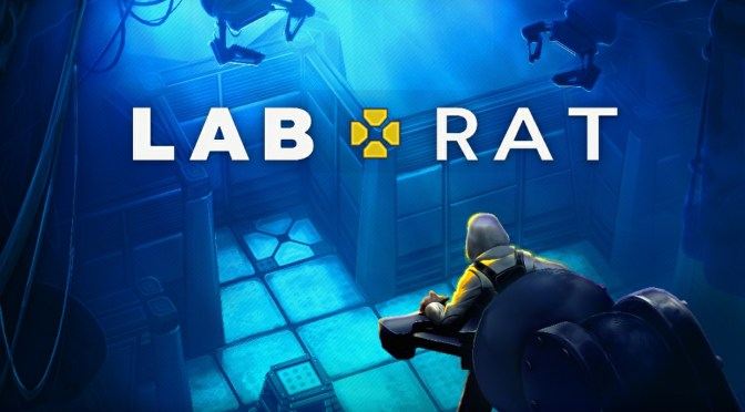 Gwen Frey's new Project – Satirical Puzzler Lab Rat – Steam Festival Demo Available Now