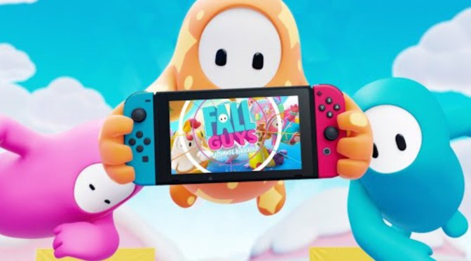 (C506) ¡Fall Guys llegará a Nintendo Switch!