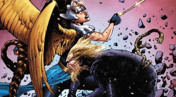 Thor #12. Donald Blake es un enemigo implacable