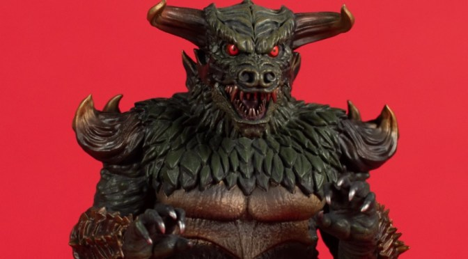 MONDO WEEKLY NEWS: PULGASAURI – The Beast Unleashed, he's big Big BIG, Huge!