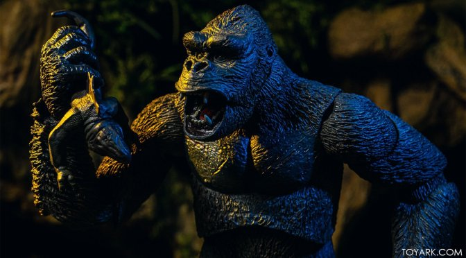 The rumors of Skull Island are true, and ToyArk has an official First Look!