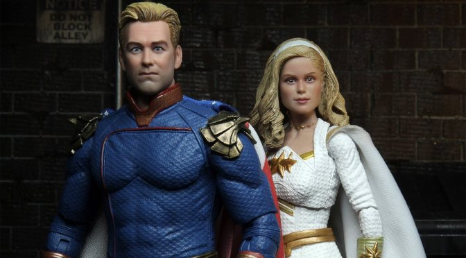 New Ultimate figures and a surprise prop replica will arrive First to Market at Walmart this Father's Day season!