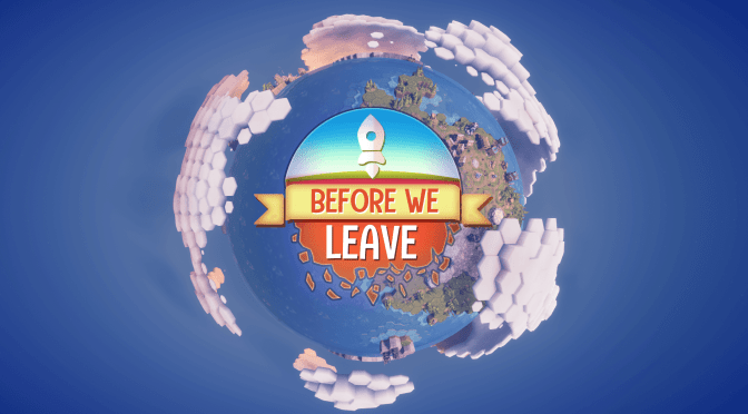 Civilization-building game 'Before We Leave' launches