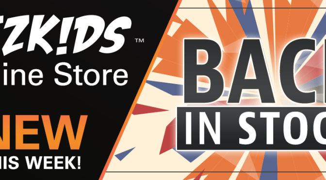 EVEN MORE RESTOCKS! Your favorites are back in stock in the WizKids Online Store!