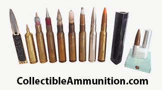 CollectibleAmmunition.com – Your source for Collectible Ammunition