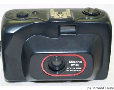 New Taiwan: Mikona MV-35 (Focus Free) camera