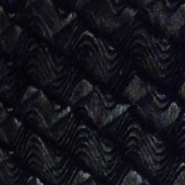 Hardshell Guitar Case interior closeup