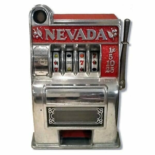 Nevada Slot Machine Bank