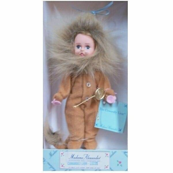 Wizard of Oz Cowardly Lion Doll