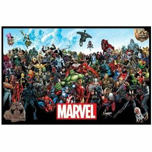 Marvel Universe Lineup Poster