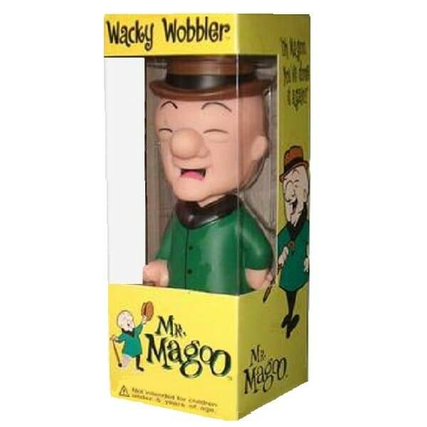 Mr. Magoo Funko Bobblehead in box