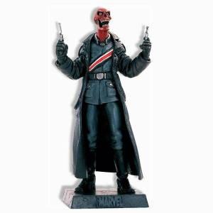 Eaglemoss Red Skull Figurine