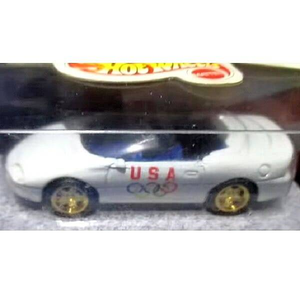 American Victory Hot Wheels Set 1995 Camero Convertable pic 2