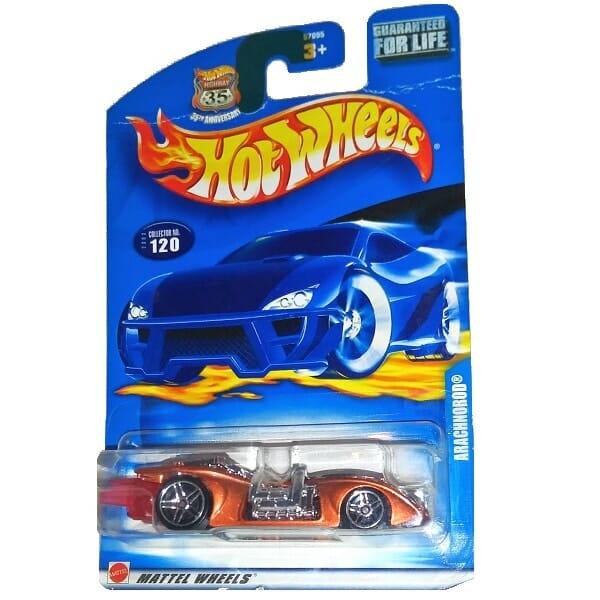 Arachnorod Hot Wheels