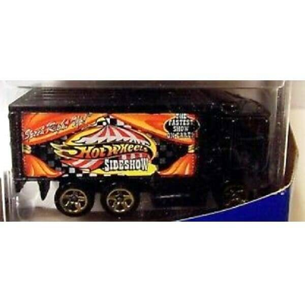 Sideshow Hot Wheels Pack 54447 Sideshow Gilley Wagon