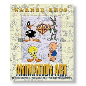WB Animation Art Book