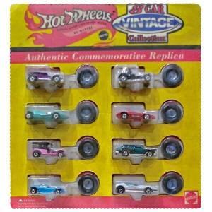 Hot Wheels 8-Car Set