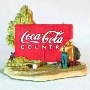 Lilliput Lane Coca-Cola Ad