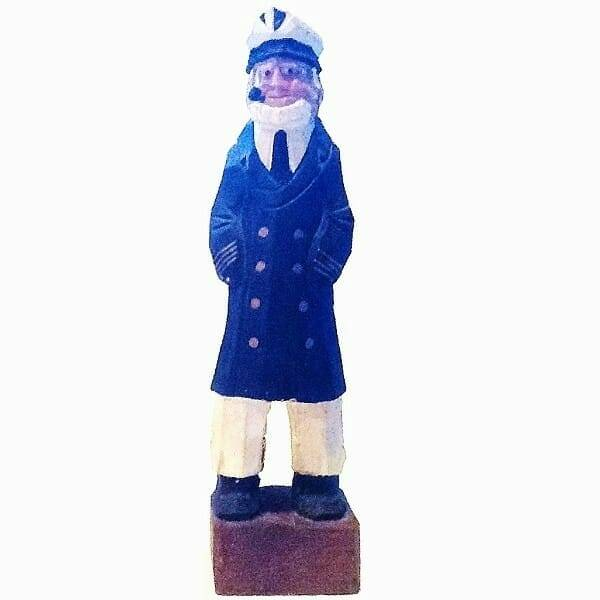 Sailor Captain Figurine