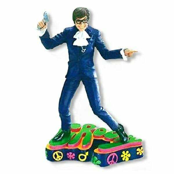 Groovy Austin Powers Collectible Statue