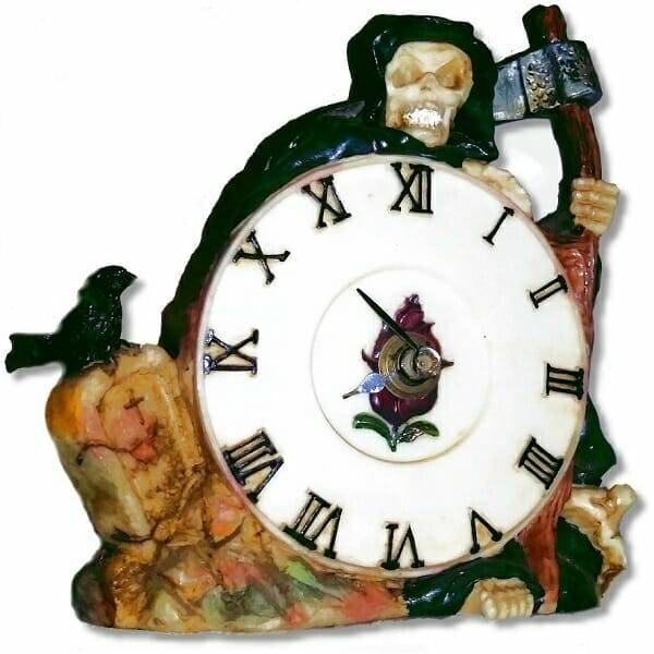 Reaper Times Up Clock