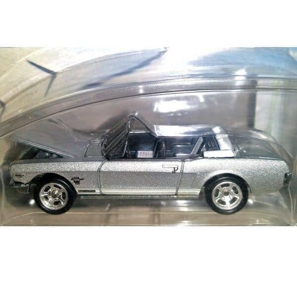 65 Mustang Hot Wheels top view