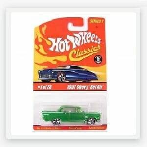 Collectible Toy Vehicles