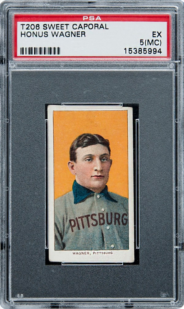 Baseball Card Spotlight: T206 Honus Wagner | Collectibles ...