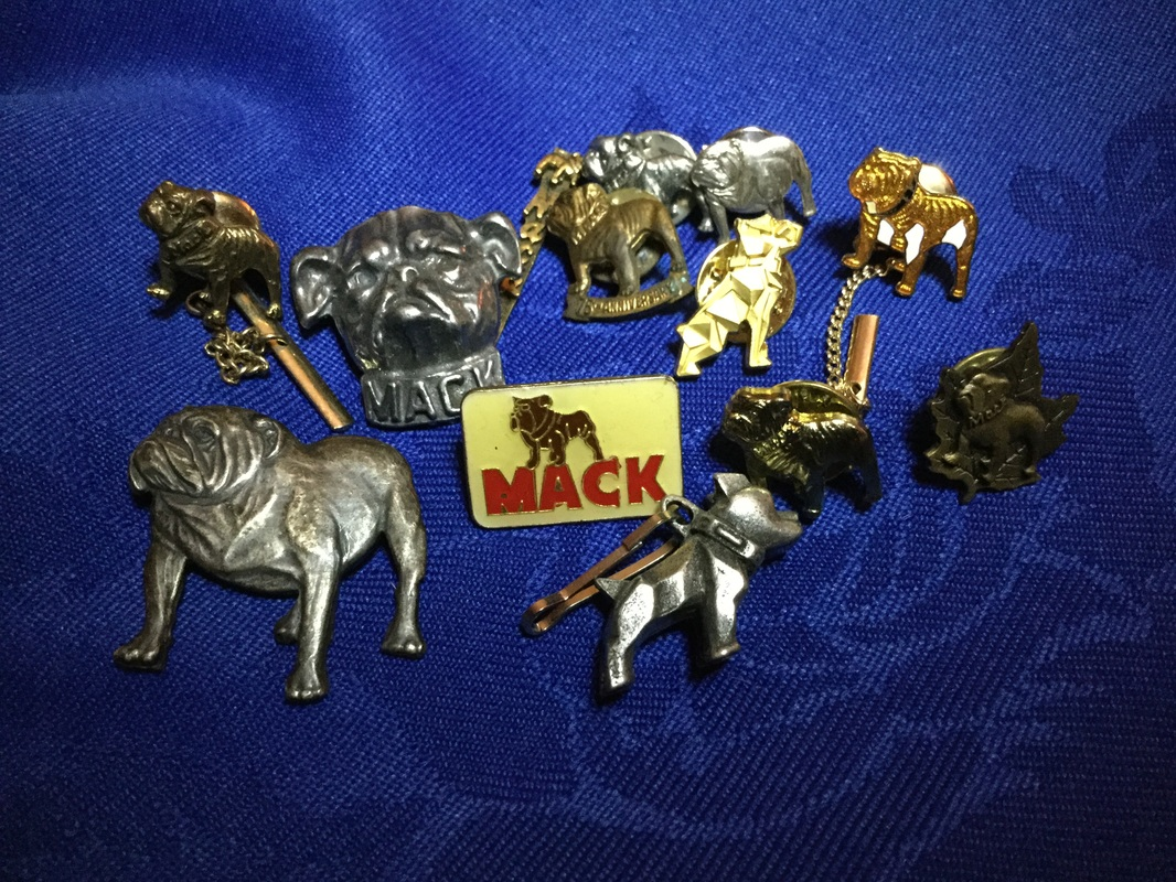 Mack trucks pin collectionCollections within the Collectibulldogs collection