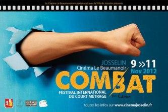Affiche Combat Festival