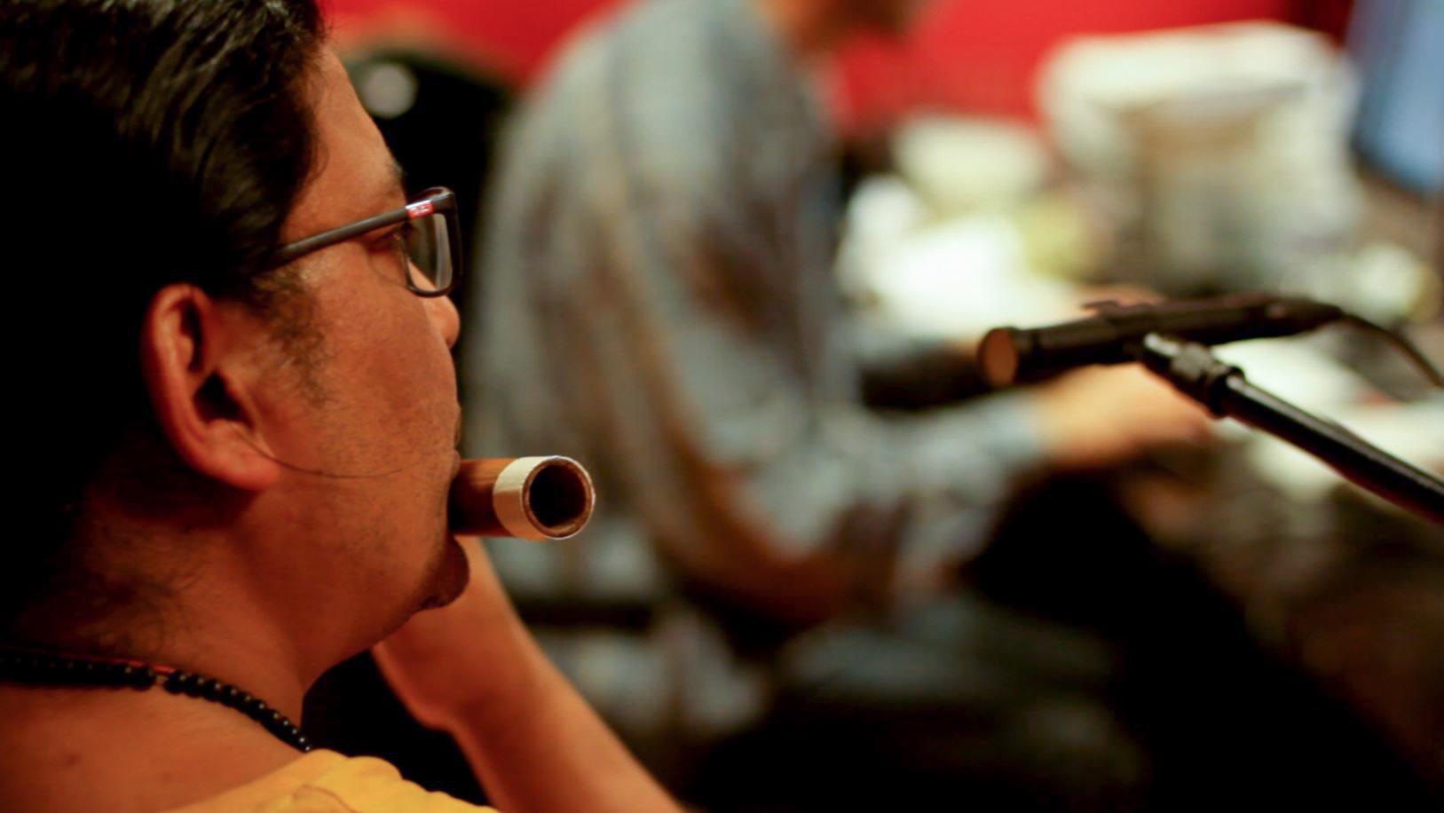 Benoît Duvette, Art Zoyd Studio, Compositeur, Flute Lobsang Chonzor, musique de film