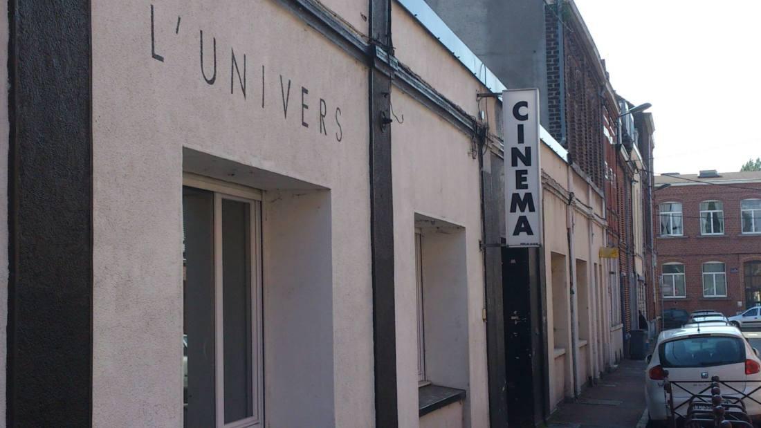 Cinéma l'Univers, facade