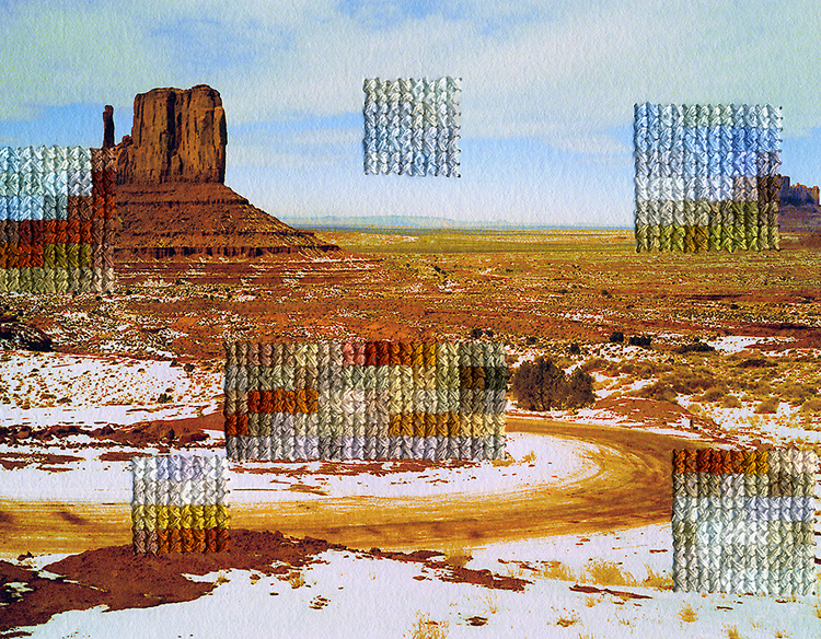 Diane Meyer  - Monument Valley 2001 - 2011